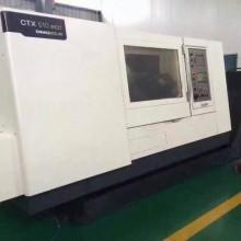 二手德玛吉CTX510eco斜床身数控车床