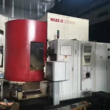 二手德国尼尔斯800 1250成型磨齿机