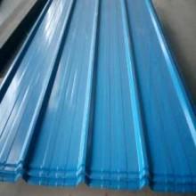 供甘肃彩钢压型板和兰州彩钢夹芯板供应商