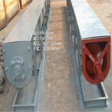 带盖板的螺旋输送机 U型螺旋提升机定做X1