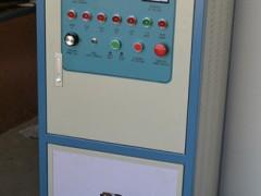 天水新型螺纹钢淬火设备超锋高频加热一体机正在热卖中