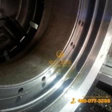 供应华云豪克能机械镜面加工设备 HK30上装球阀表面加工车床