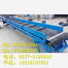 大倾角皮带输送机 输送机的参数型号 价格低x1