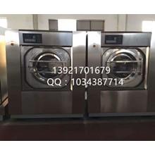 供应宾馆洗衣房设备,洗脱两用机,烘干机,烫平机等