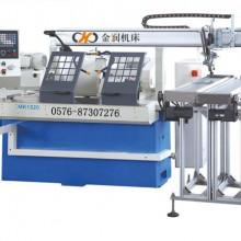 数控外圆磨床加机械手型号介绍 我公司是生产自动上下料机械手