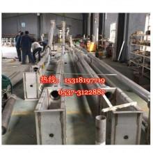 石英砂管链输送机厂家 大型管链提升机定制