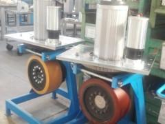 深圳agv小车-agv舵轮-驱动轮行走方案-舵轮结构