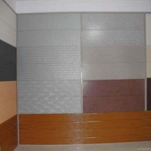 供兰州金属面保温装饰板和甘肃七彩板报价