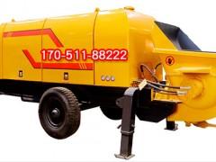重庆小型混凝土输送泵