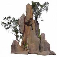 供兰州塑石假山和甘肃假山模型特点