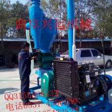 曲阜铁屑玉米小麦颗粒输送机 加厚耐磨便携式吸粮机x7