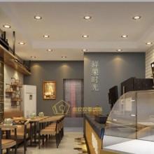 壹玖玖零装饰专业提供成都奶茶店装修、成都餐饮装修设计生产,欢