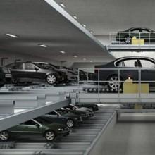 供甘肃立体车库和兰州立体停车库设计