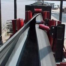 定制高效率大管带机防尘输送机 环保降尘管带输送机X2