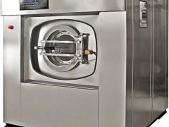 直销全自动布草100KG水洗机