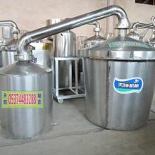 纯粮生熟料发酵酿酒设备,烧酒设备