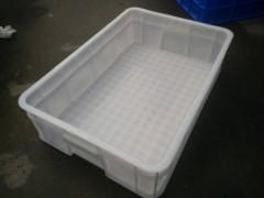 东莞储物塑胶箱全新料荔城塑料周转箱PE食品级周转箱
