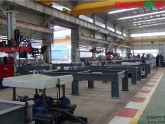 管管回转自动焊接中心 管管自动焊接中心 预制厂家 前山供