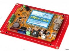 蓝海微芯4.3寸触摸屏嵌入式ARM工控机/工业小电脑