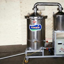 小型造酒机,玉米高粱大米造酒机