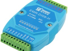 RS485型8路交流电开关量输入模块市电空气开关通断检测