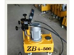 山东理想的选择电动油泵厂家ZB4-600电动油泵