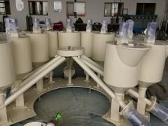 PVC型材厂家小料配料机西门子配置