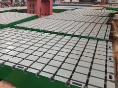 永州基础平板 怀化基础平台 南宁铸铁开槽平板