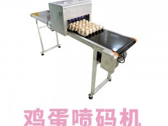 贵州鸡蛋喷码机贵阳鸡蛋专用6喷头鸡蛋喷码机