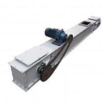 宜兴粮食刮板输送机加工 轻型高炉灰输送刮板机