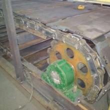 湖南链板输送机结构 加厚板链输送机参数