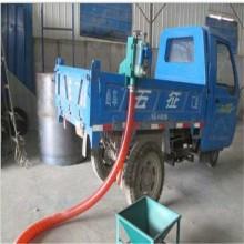 陕西半自动车载吸粮机哪里有卖 知名水泥粉输送机