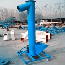 漳州螺旋输送机国内外发展 食盐提升机移动式