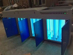 纯境环保uv光解除味设备——专业的一站式独特优势的uv光解除