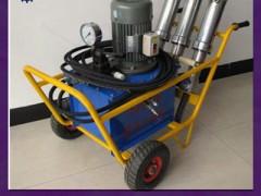 厂家低价供应电动岩石分裂机  柴油岩石分裂机