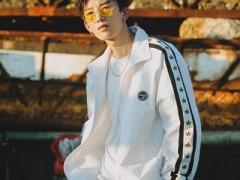 2019男韩版修身卫衣长裤两件套时尚潮牌套装男式运动休闲
