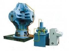 六面顶金刚石压机控制系统