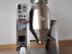茶叶加香喷液混料机 原叶加香茶设备 臭氧灭菌混合机