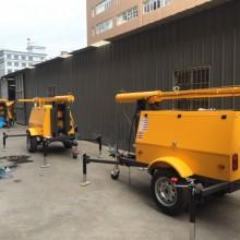 上海渝荣专业大型移动照明灯塔厂家