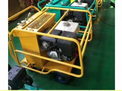 2019春季热销液压动力站 移动式汽油液压泵