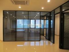 北京专业安装玻璃隔断安装磨砂玻璃隔断厂家