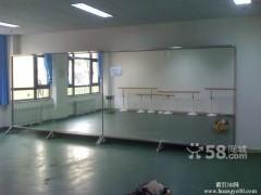 北京专业安装舞蹈镜子安装墙面镜子