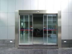 北京专业安装感应门安装玻璃感应门