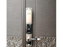 江西指纹锁云智能家用防盗门锁全自动密码电子感应刷卡微信门禁