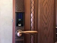 江西智能锁全自动指纹锁家用防盗门密码锁电子锁微信
