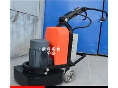 4个磨盘地坪抛光机 640型环氧素地面抛光机