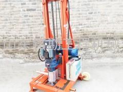液压打井机回转式 家用水井钻机 池塘养殖打孔速度高效