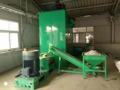 spc石塑地板废料专用环保磨粉机塑料磨粉机