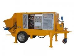 ZWS8-8E混凝土湿喷机,混凝土湿喷泵