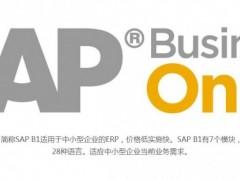 塑胶行业ERP系统 SAP Business One软件